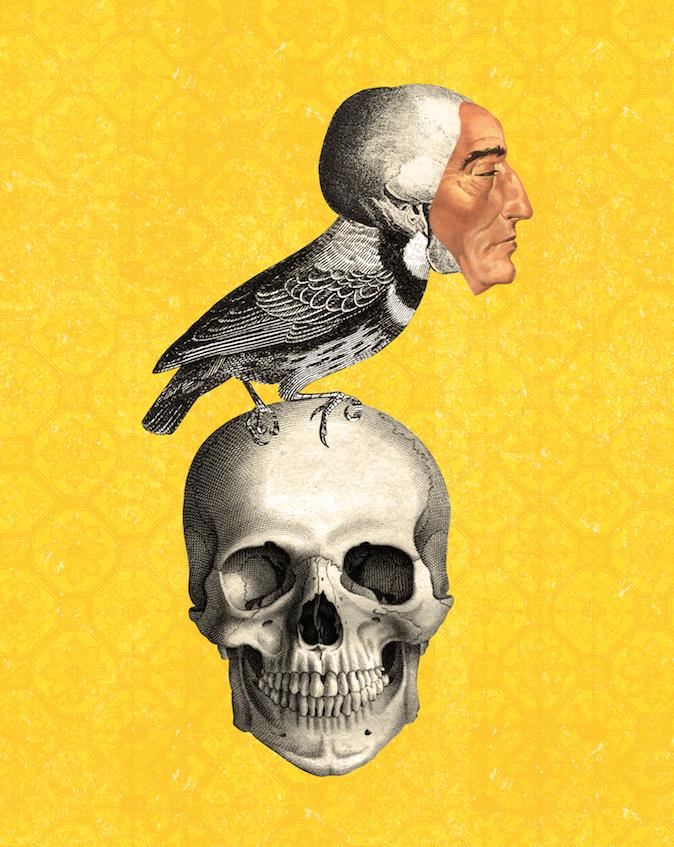 A cráneo abierto: Entrevista con el ilustrador Eduardo Ramón Trejo