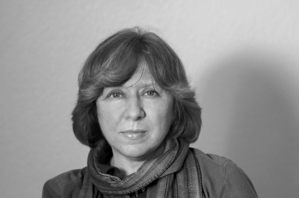 Svetlana Alexievich: Voces de Chernóbil