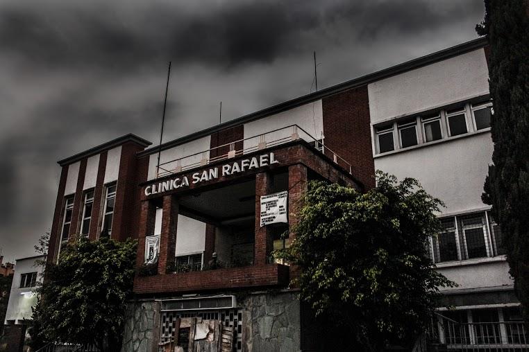 Ensayo fotográfico: Vida y muerte de la Clínica San Rafael