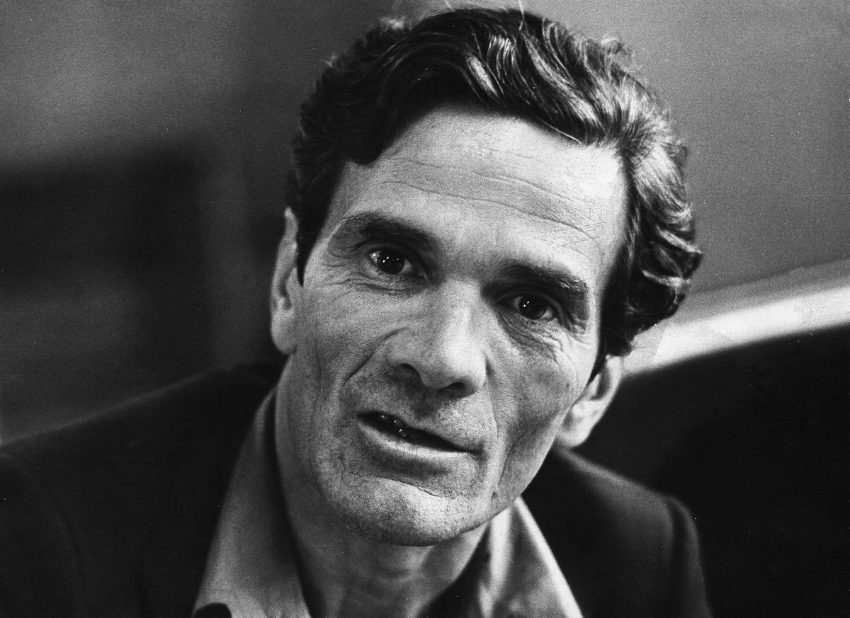 40 años sin Pasolini: Fragmento de Amado mío