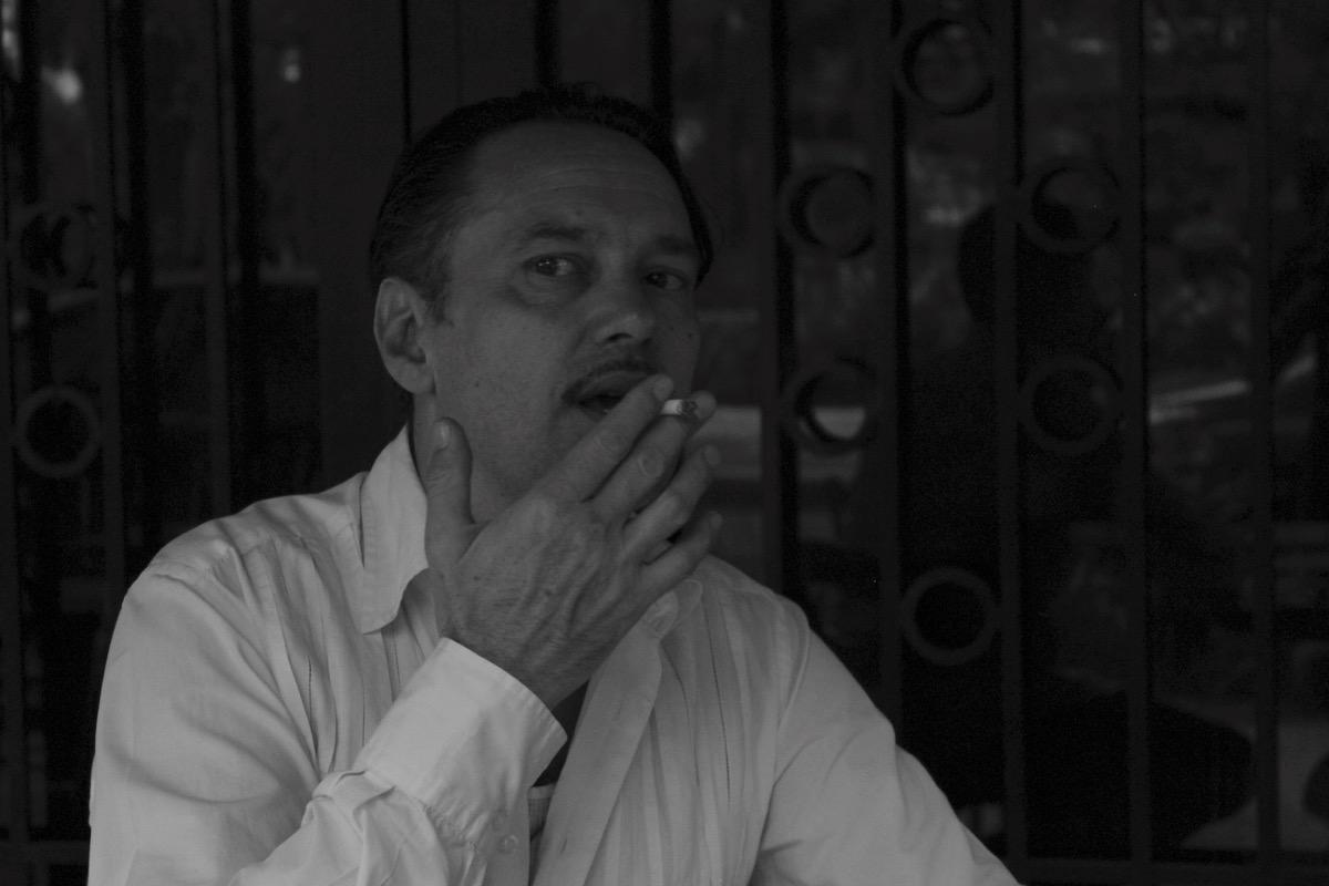Menelao Rapsodia y la insoportable desdicha del amor. Entrevista con Nicolas Sotnikoff