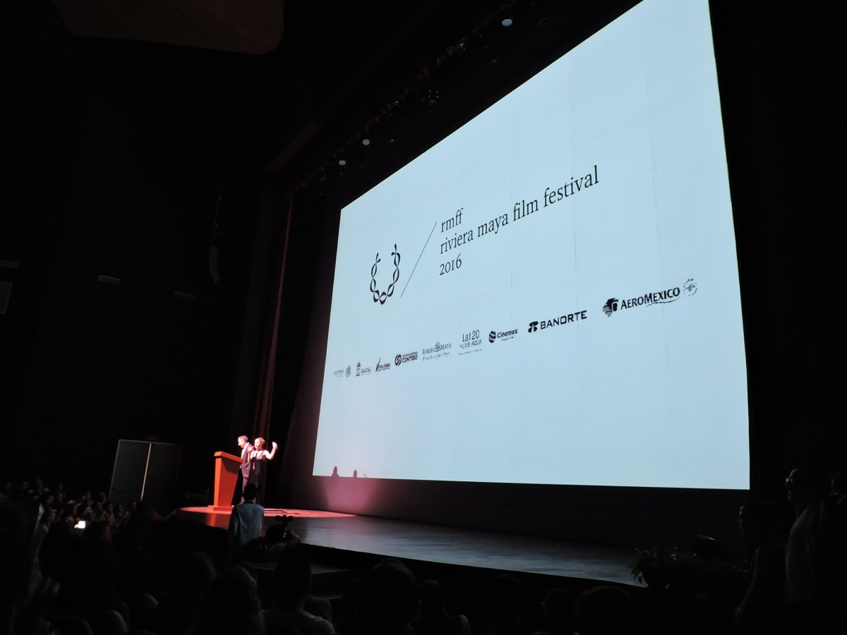 Riviera Maya Film Festival: Desvirtuar al cine a punta de informalidad y glamour