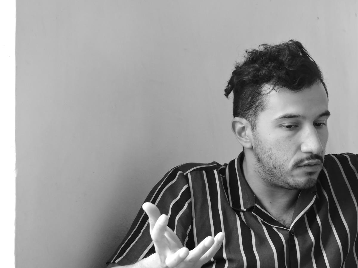 «No me interesa contar historias, me interesa el trance de una narración»: Rodrigo Márquez Tizano