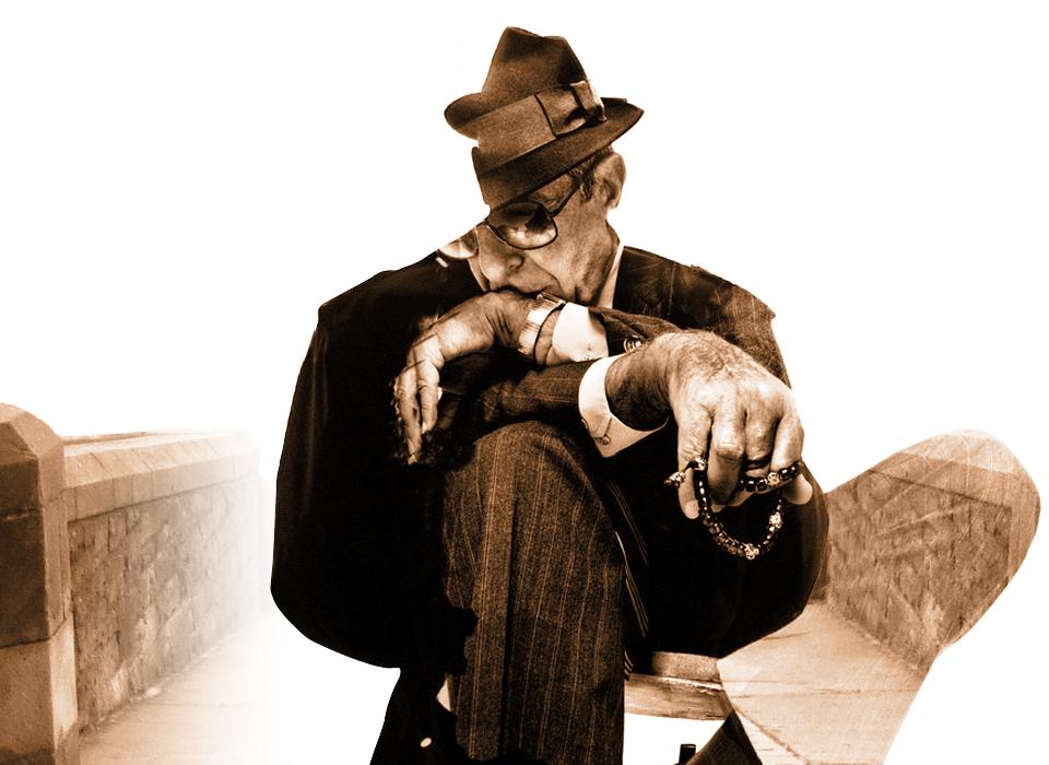 La muerte de un seductor. Réquiem por Leonard Cohen