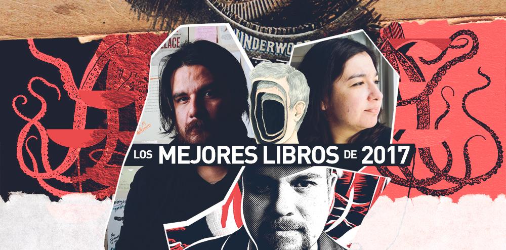 Temporada de huracanes: libros mexicanos que marcaron el 2017