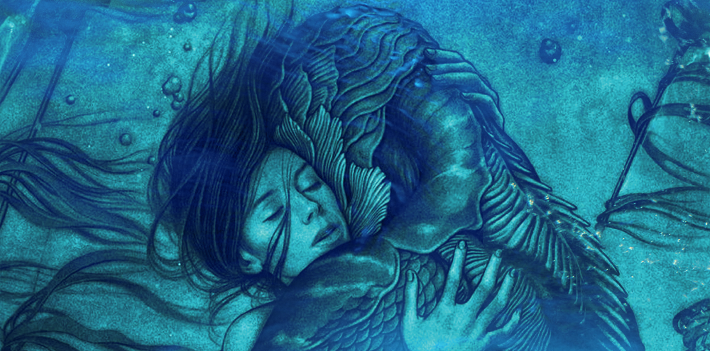 'The Shape of Water': los monstruos también saben amar