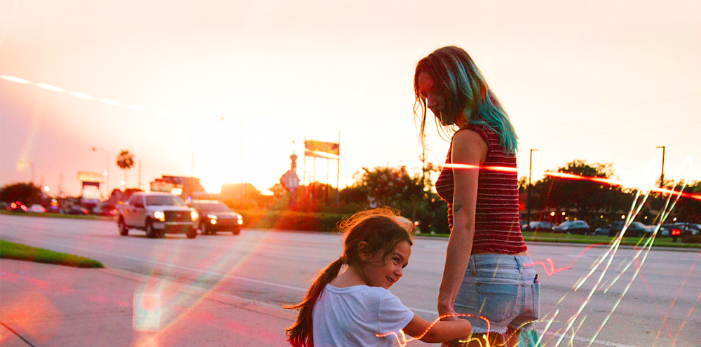 Mirar desde la infancia: 'The Florida Project' de Sean Baker