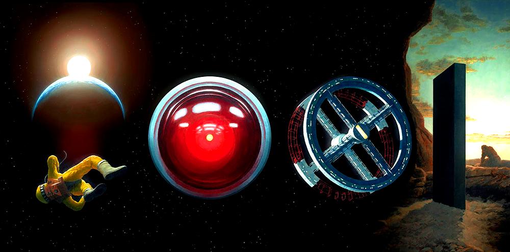 El síndrome Kubrick: 50 años de '2001: A Space Odissey'