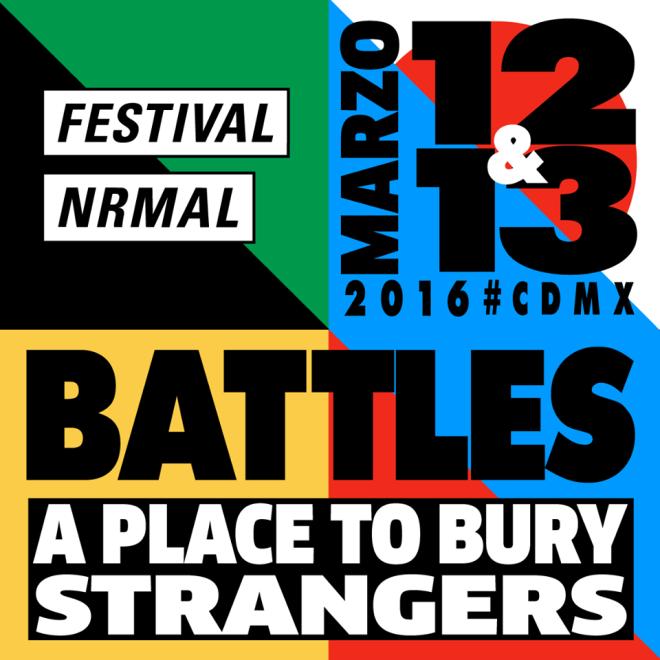 Battles en Nrmal 2016