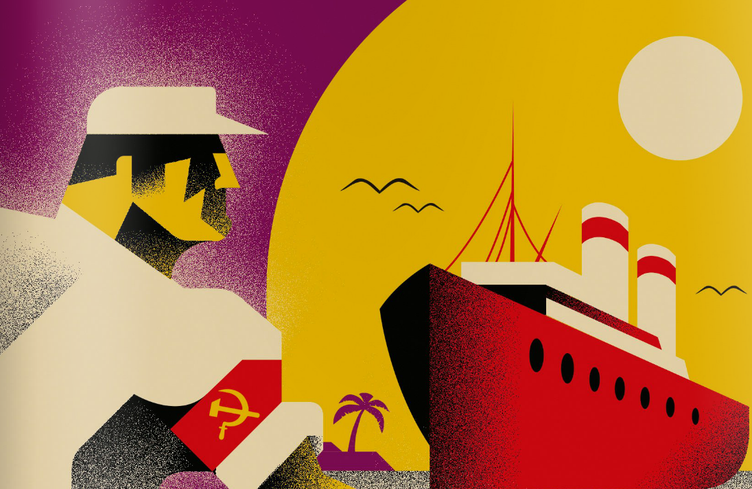 Adelanto: Méjico, la nueva novela de Antonio Ortuño