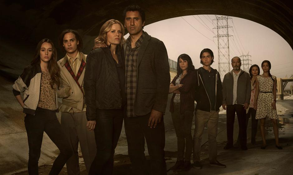 Fear The Walking Dead: El desconocimiento de lo que hay que temer