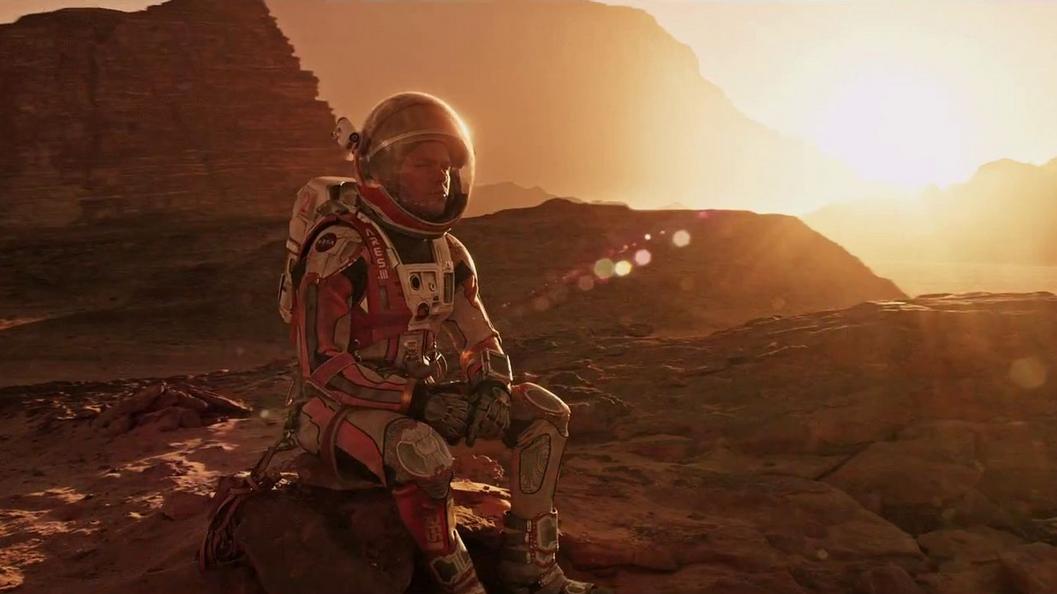 Life on Mars? Una guía cinéfila, literaria y musical al Planeta Rojo
