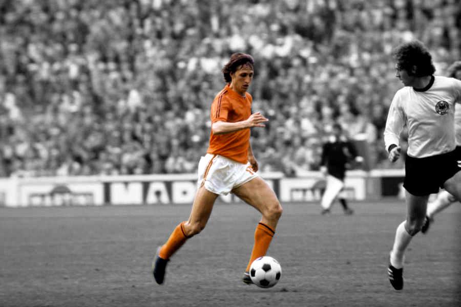 ¿Fue arte lo de Johan Cruyff?