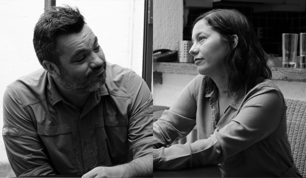 ¿Es la antropología parte del cine?: Entrevista con Itzel Martínez del Cañizo y Antonio Zirión