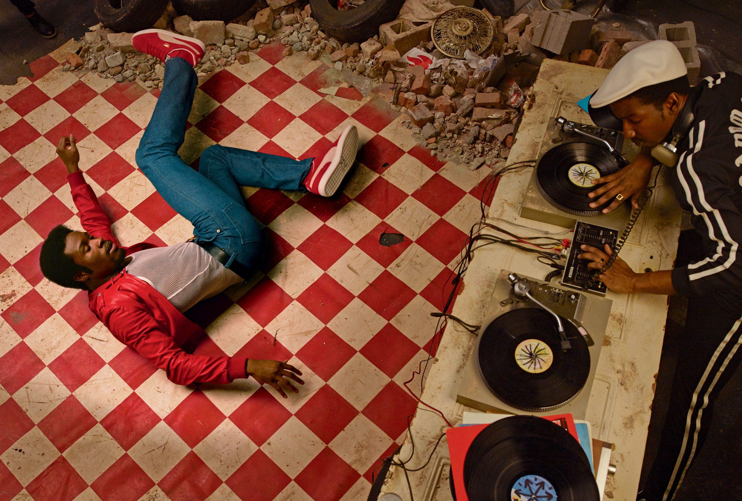 The Get Down: el mito didáctico del nuevo pop