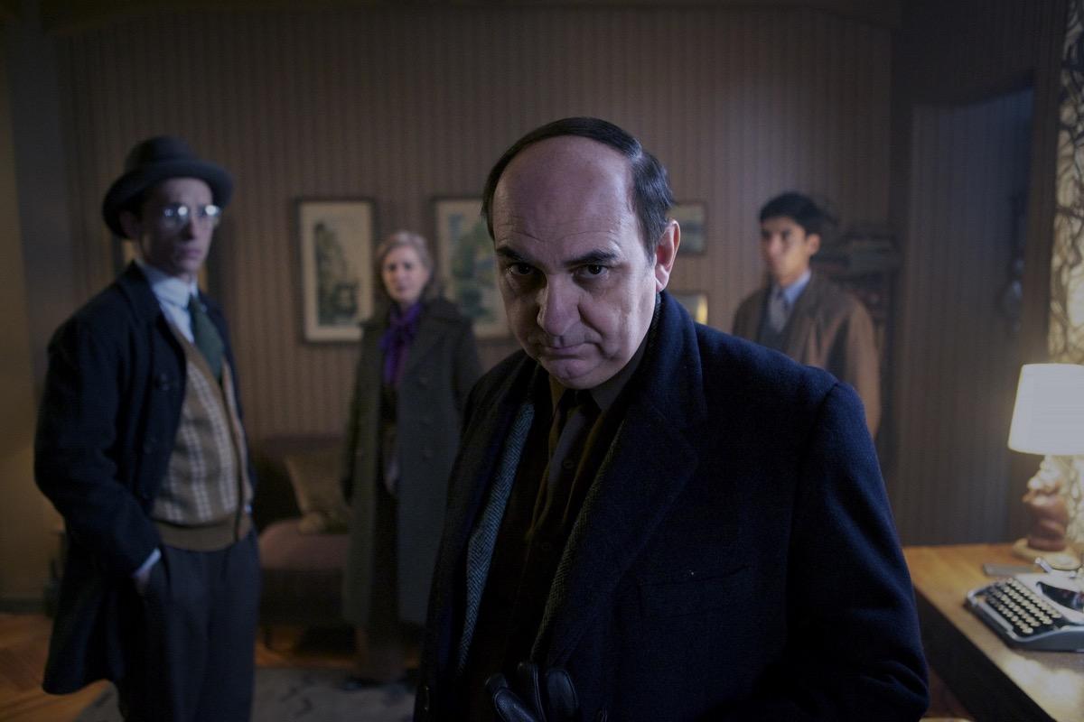 El thriller poético sobre un nobel chileno: Neruda, de Pablo Larraín