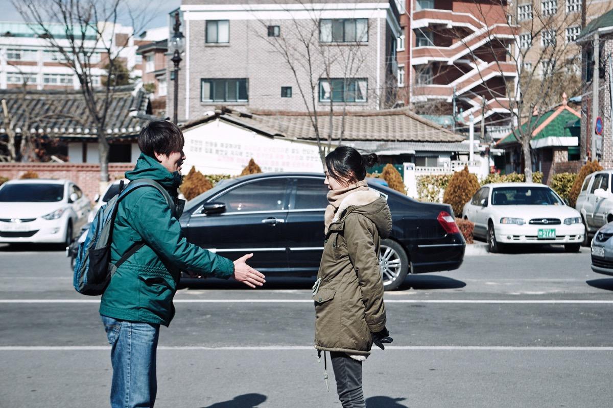 La ensoñación del amor: Justo ahora, mal entonces, de Hong Sang-soo