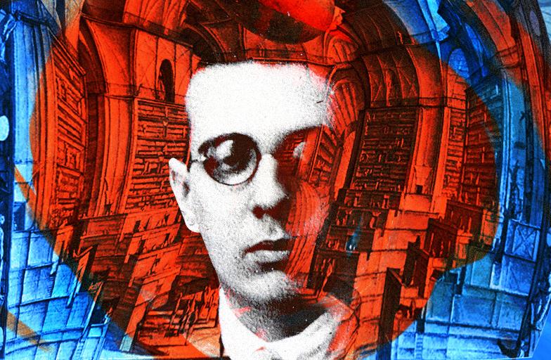 Las chambitas y los días. Borges en la biblioteca Miguel Cané