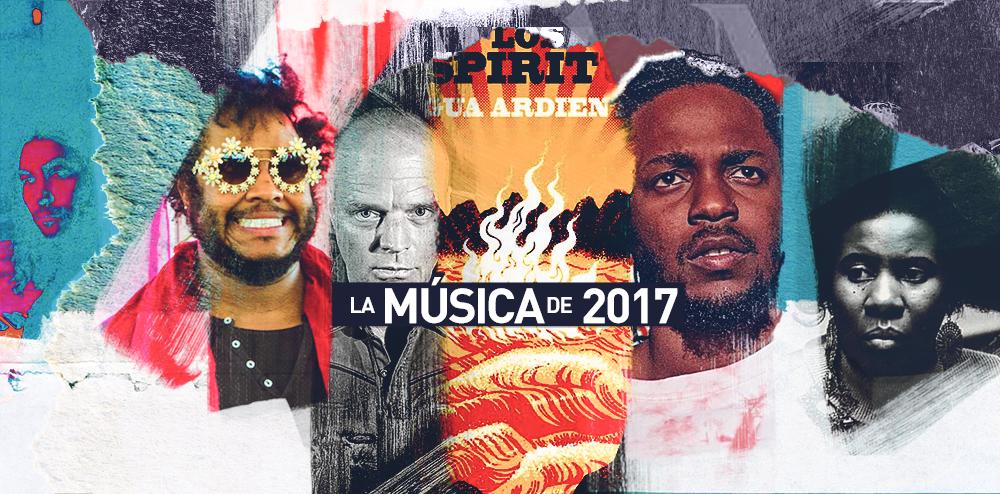 Sonidos para un mundo fragmentado: nuestros álbumes favoritos de 2017