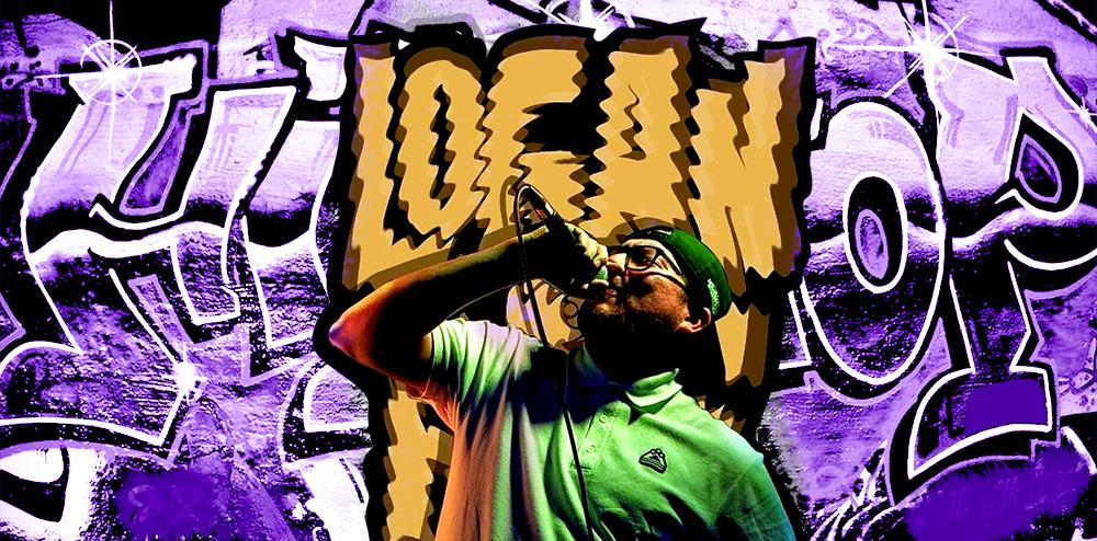 Logan Hate, un rapero que no es como lo pintan