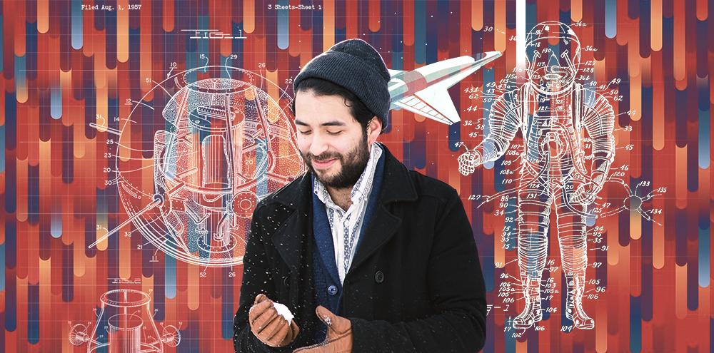Emilio Reyna, la música como un paisaje de ciencia ficción
