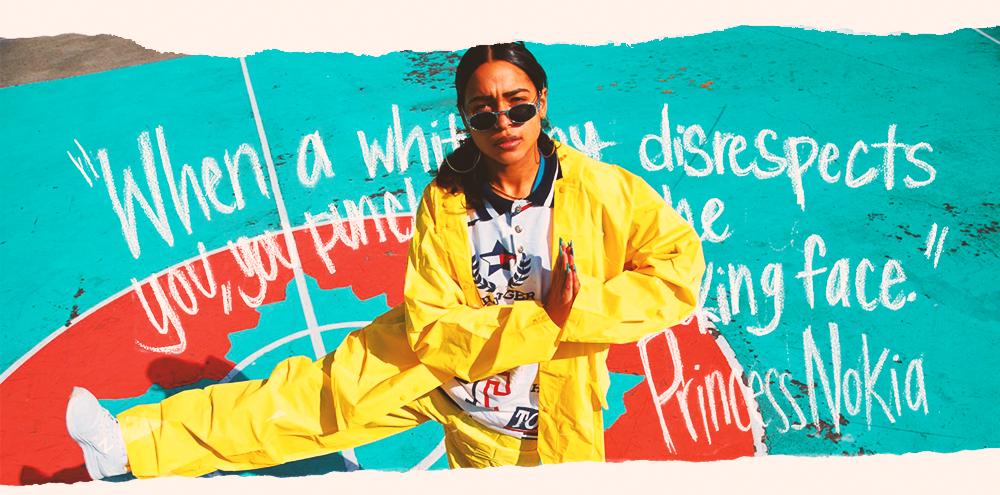 Princess Nokia, hip hop feminista y multicultural