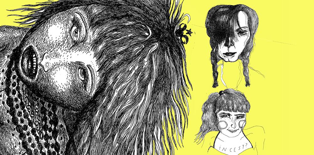 El extraño mundo de Muriel Bellini